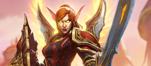 炉石传说骑士新英雄莉亚德琳