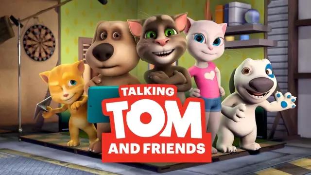 国内企业斥资10亿美元收购《会说话的汤姆猫》