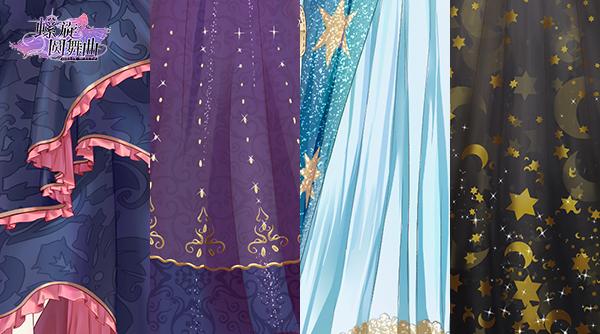 公主裙,独袖裙,晚礼服……诸多欧式宫廷服饰,任你选择!