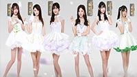SNH48柔情入驻《御龙在天手游》