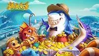 《捕鱼来了》爆金挑战赛第三场明日揭晓 20万大奖花落谁家