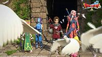 《勇者斗恶龙X》国服1.0任务完结 FF14联动