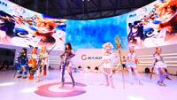 第十五届ChinaJoy热力开展 盛大游戏成首日大赢家