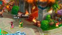 《梦想世界3D》手游全新支线剧情 演绎丝路烟火