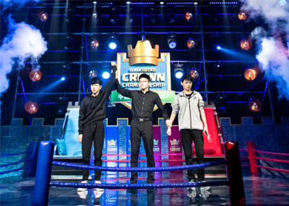 《皇室战争》CCGS中国区总决赛:小陈夺冠