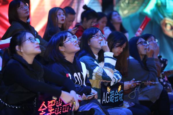 京东杯·2017中国电子竞技嘉年华落下帷幕 刷新中国电竞里程碑