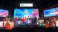 云南大学《王者荣耀》留学生赛:欢乐接连不断,直播全程开启