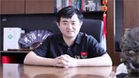 腾讯游戏年度人物访谈房庆生:拥国风而行的翩翩总裁